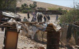 وفد البرلمان الأوروبي: هدم الخان الأحمر الفلسطيني جريمة حرب