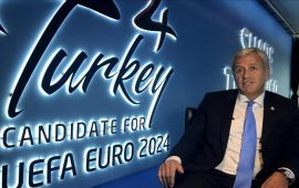 """نائب رئيس الاتحاد التركي للقدم: جاهزون لاستضافة """"يورو 2024"""""""