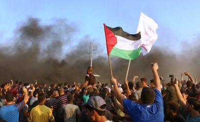 غزة تحيي الجمعة الثلاثين من مسيرات العودة والاحتلال يتأهب
