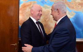 """الإدارة الأمريكية تُطلع """"إسرائيل"""" على صفقة القرن الأسبوع المقبل"""