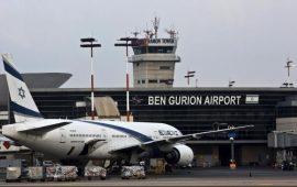 """تدريبات عسكرية للجيش الإسرائيلي في مطار """"بن غوريون"""""""