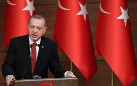 أردوغان: هناك مسرحية لإنقاذ شخص ما بقضية خاشقجي