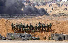 """""""الكابينيت"""" يقرر منح الجهود الدبلوماسية أسبوعًا للتوصل إلى تهدئة في غزة"""