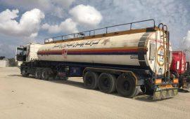 """""""هآرتس"""": الأمن الإسرائيلي يعارض قرار ليبرمان وقف الوقود لغزة"""