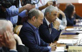 """رئيس حزب """"البيت اليهودي"""": أفضل أن ينتصر نتنياهو علي سياسيا على أن ينتصر إسماعيل هنية علينا أمنيا"""