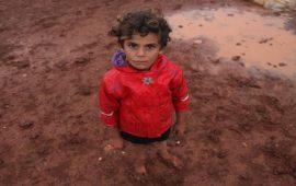 سورية بلاد المخيمات والنازحين