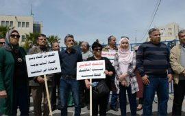 حرمان طالب فلسطيني من منحة دراسية بسبب نشاط والدته بحراك المعلمين الموحد