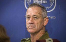 """استطلاع إسرائيلي: المعسكر الصهيوني بزعامة غانتس """"تحدٍ حقيقي"""" لحكومة نتنياهو"""