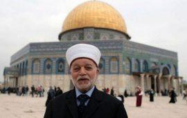 المفتي يُندد بجرائم الاحتلال بغزة ويُطالب بوقفها فورًا