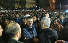 """خطاب السنوار ومشاركة """"عبد الخالق"""" يستفزّان الإسرائيليين"""