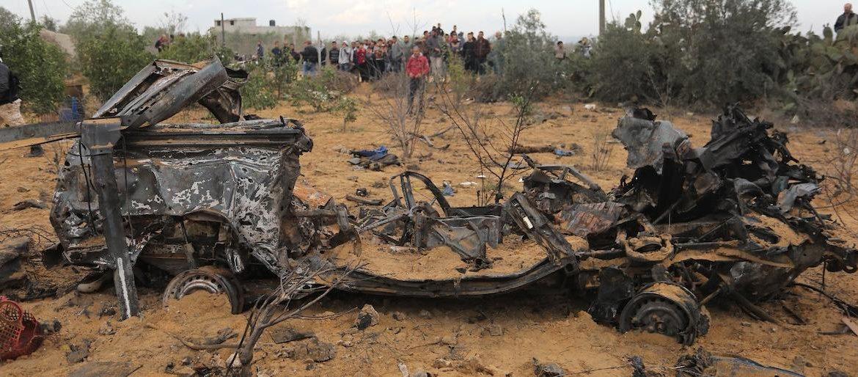 كشف تفاصيل جديدة عن عملية الوحدة الإسرائيلية الخاصة بغزة