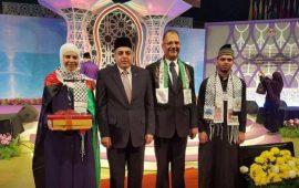 فلسطينيو ماليزيا… عين على الدراسة وأخرى على الوطن