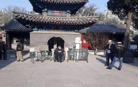 """مسجد """"نيوجيه""""… عنوان المسلمين الأشهر في الصين"""