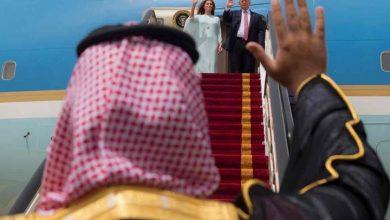 Photo of ترامب: اشترطت على السعودية الدفع قبل حضوري للرياض