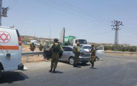شهيد وإصابة جندي إسرائيلي بعملية دهس قرب بيت لحم