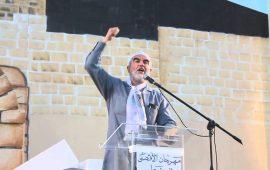 صحفي إسرائيلي: رائد صلاح يواصل طريق المفتي أمين الحسيني بجعل الأقصى بؤرة أساسية في تحريضه ضد اليهود!!