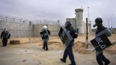 "Photo of توتر بسجن ""ريمون"" وقوات القمع الإسرائيلية تنكل بالأسرى"