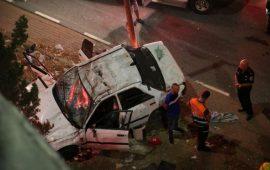 مصرع شقيقتين من يافة الناصرة في حادث طرق ذاتي