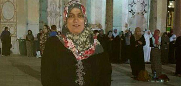 الإفراج عن الأسيرة دلال أبو الهوى وإبعادها عن القدس