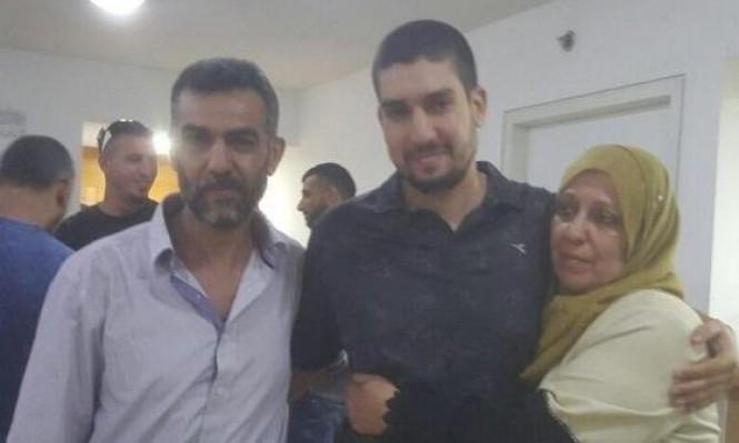 Photo of الأفراج عن شاب من أم الفحم اعتقل بعد اشتباك الأقصى