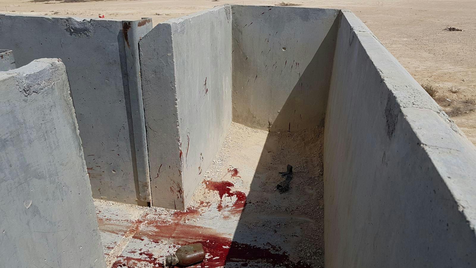 Photo of إصابة جنديين إسرائيليين بجراح متفاوتة بانفجار قنبلة بتدريبات في النقب
