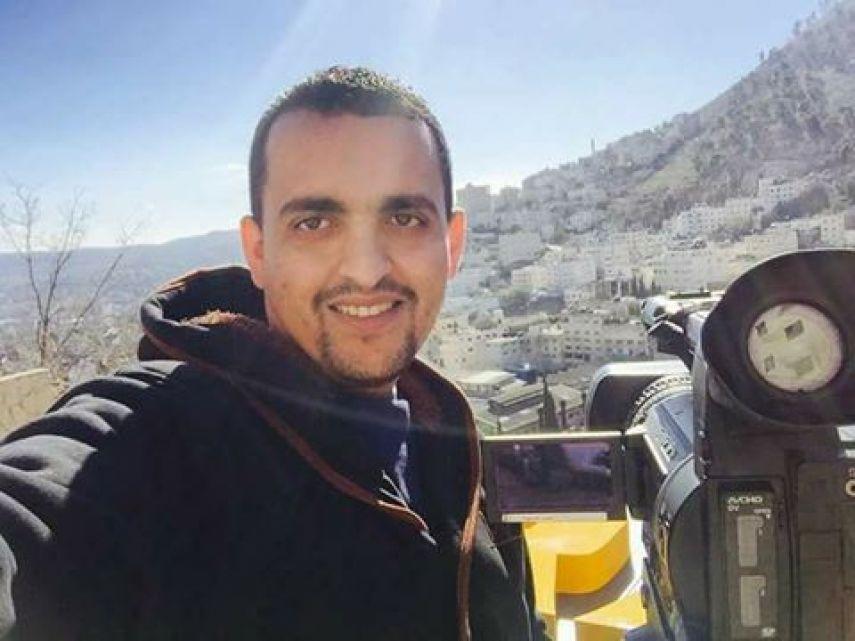 Photo of الاحتلال يعتقل صحفي من رام الله