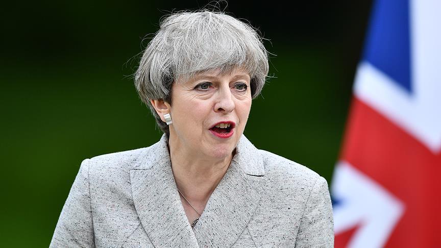 Photo of رئيسة وزراء بريطانيا: سنحتفل بمئوية وعد بلفور بكل فخر