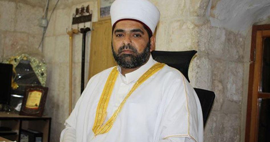 الشيخ الكسواني ينفي وجود حملة إقالات في الأقصى