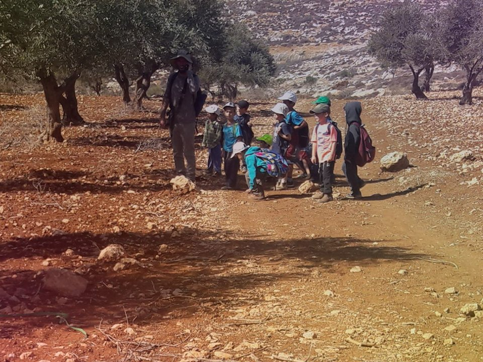 Photo of مستوطنون يعتدون على قاطفي الزيتون قرب نابلس