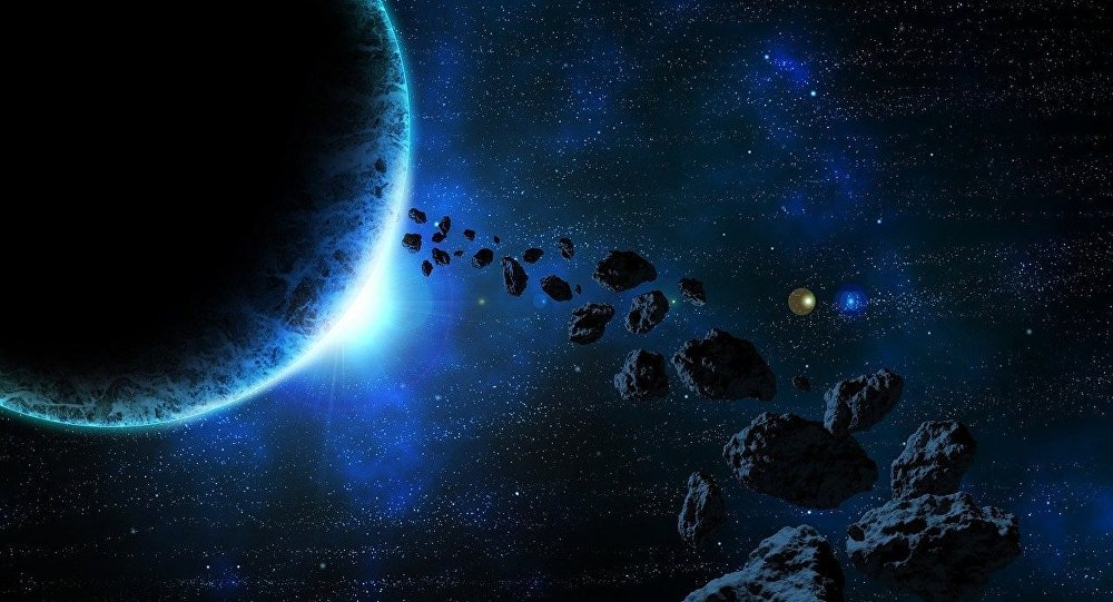 """Photo of علماء فضاء يرصدون أول """"كويكب"""" قادم من خارج المجموعة الشمسية"""