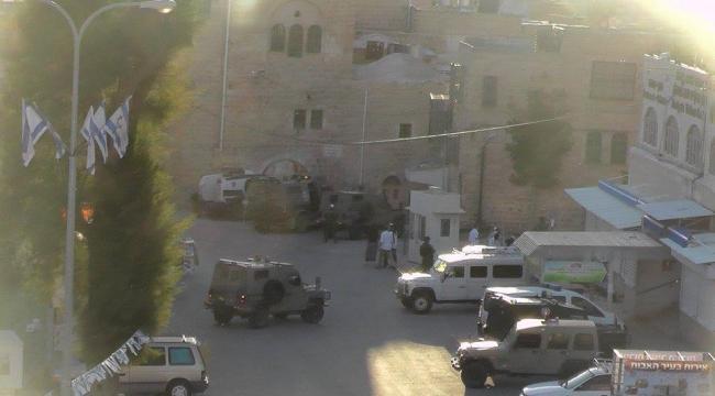 سلطات الاحتلال تغلق الحرم الابراهيمي وتشدد اجراءاتها بحجة الاعياد اليهودية