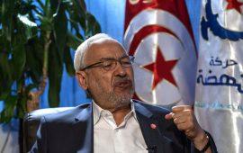الغنوشي يعلن موقفه من دعوات تغيير الحكم في تونس