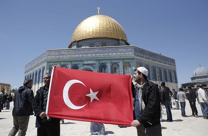 "Photo of تحقيق يتناول ""قلق إسرائيل"" من الحضور التركي بمدينة القدس"