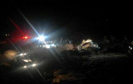 استئناف البحث عن 5 مقاومين فقدوا داخل النفق المستهدف على حدود غزة