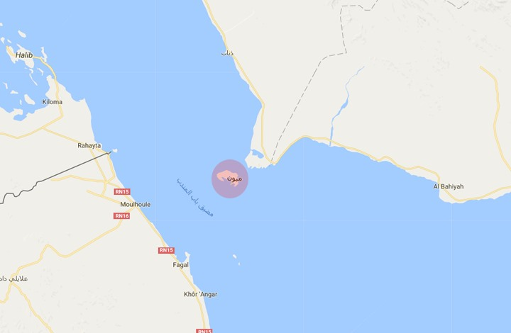 Photo of الجزيرة توثق إقامة الإمارات قاعدة عسكرية بجزيرة يمنية