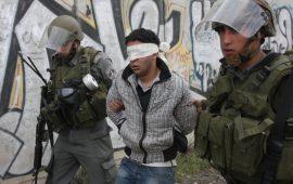 الاحتلال يعتقل 13 مواطناً بالضفة