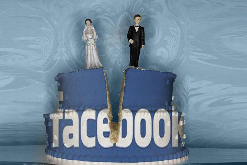 """Photo of """"فيسبوك"""" أحد المتهمين.. نصف حالات الطلاق في فلسطين بالخطوبة"""
