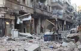 قصف مخيم اليرموك و24 شهيدًا فلسطينيًا بسورية بسبتمبر