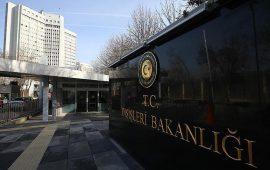 الخارجية التركية تستدعي مستشار السفارة الأمريكية على خلفية تعليق التأشيرات