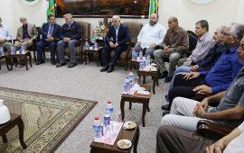 السنوار يدعو الفصائل الفلسطينية لاجتماع طارئ
