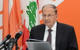 وفد من حماس في لبنان للقاء الرئيس ميشال عون