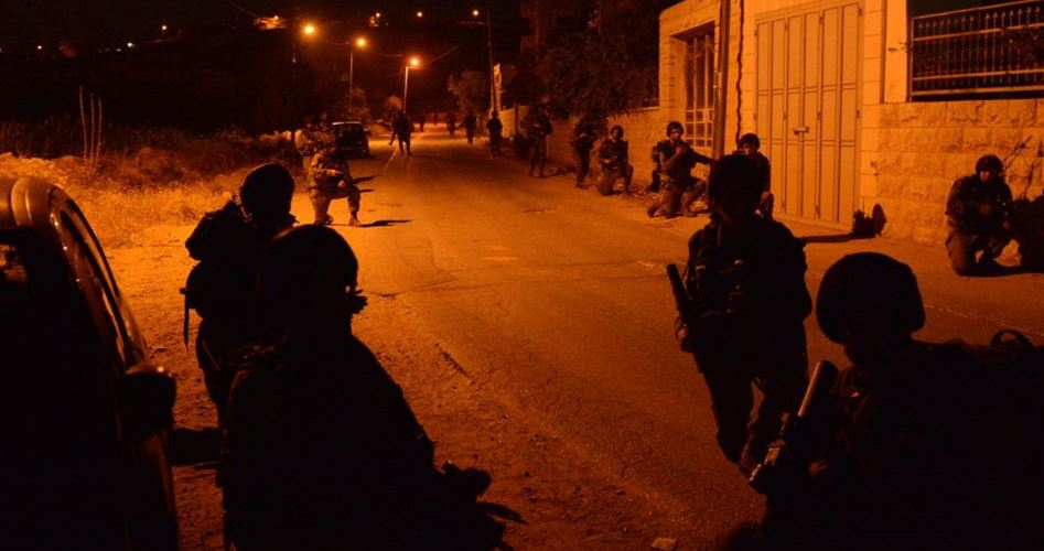 Photo of قوات الاحتلال تعتقل 4 مواطنين من قباطية