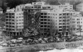 محكمة أمريكية تطالب إيران بدفع 1.6 مليار بسبب تفجير بيروت