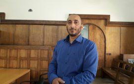 """""""الصلح"""" في القدس المحتلة تلزم الصحفي ساهر غزاوي من الناصرة بـ 300 ساعة  """"خدمة جمهور"""" بتهمة """"التكبير في الأقصى"""""""