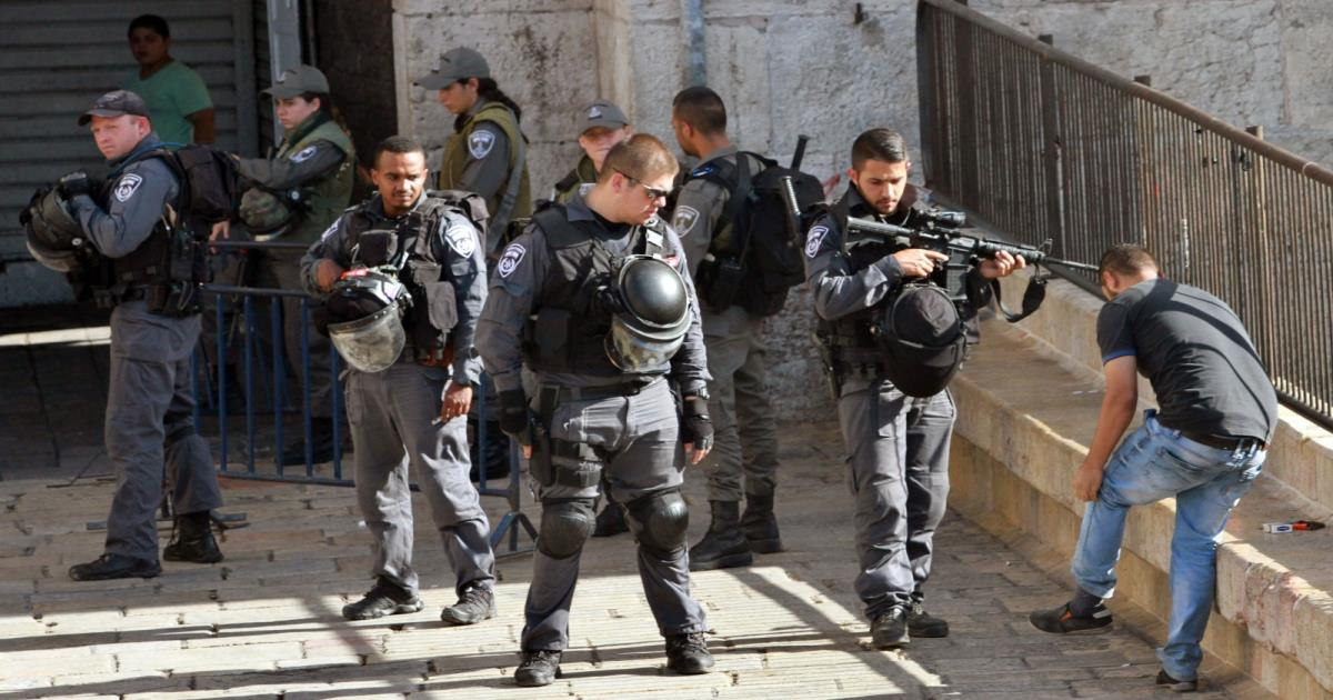 """Photo of القدس: الاحتلال يعلن عن خطة جديدة في لمنع """"الهجمات الفلسطينية"""""""