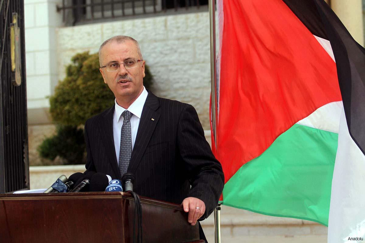 Photo of الحمد الله: لا جدوى لعملنا بغزة بدون تسليمنا المهام الأمنية كاملة