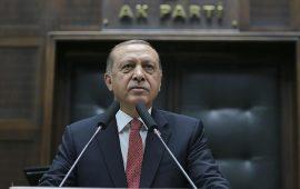 أردوغان: تركيا ليست الدولة التي يمكن اللعب بها كدمية