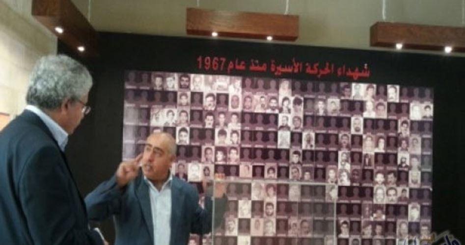 Photo of قراقع: الاحتلال يسعى لتدمير أرشيف الحركة الأسيرة