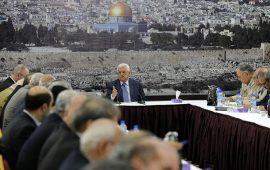 """اجتماع لقيادة السلطة  الفلسطينية بدون قرارات حول سبل مواجهة """"إعلان ترامب"""""""