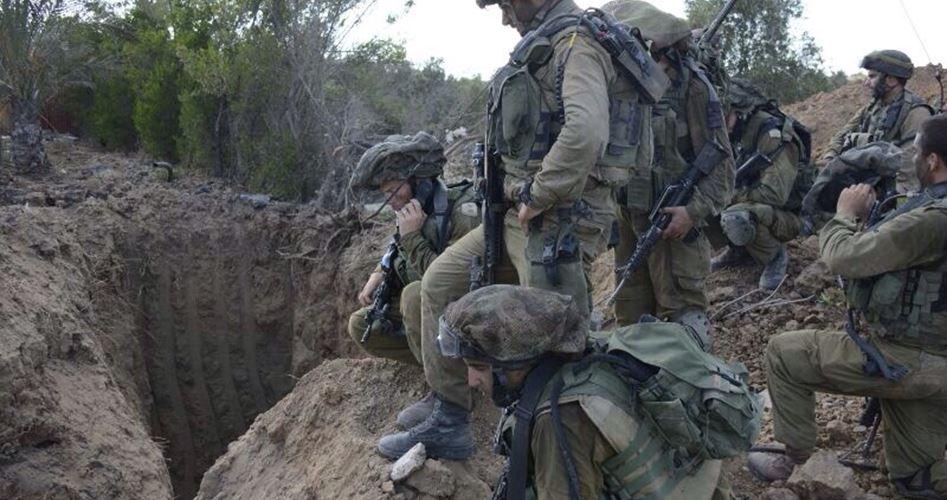 """Photo of الجيش الاسرائيلي يكشف عن """"الجوال الذكي"""" لمواجهة أنفاق غزة"""